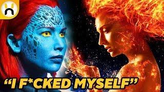 "Jennifer Lawrence says ""I F*cked Myself"" Returning for X-Men Dark Phoenix"