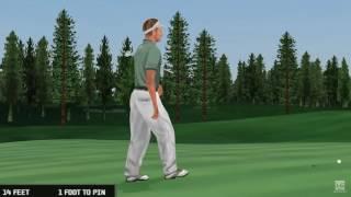 Tiger Woods PGA Tour 06 PSP Gameplay HD