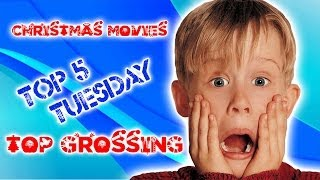 Video Top 5 Grossing Christmas Movies download MP3, 3GP, MP4, WEBM, AVI, FLV Juni 2017