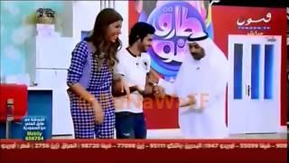 مواقف محرجه ليلى عبدالله في برنامج طارق شو