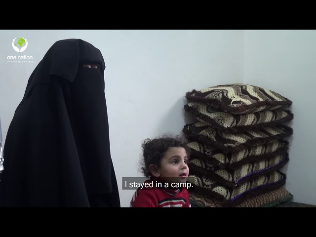 Meet Umm Zahra, A Mother In The One Nation Village In Syria