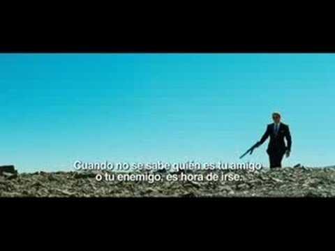 Quantum of Solace - Trailer en Español