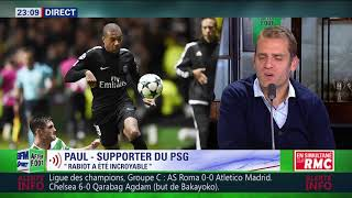After Foot du mardi 12/09 – Partie 1/3 - Débrief du Celtic Glasgow/PSG (0-5)