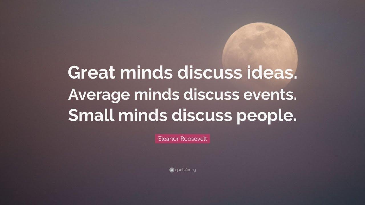Top 20 Eleanor Roosevelt Quotes Youtube