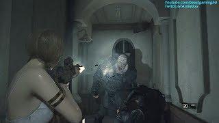 Download Resident Evil 2 Remake Katherine Warren Meets Real Nemesis