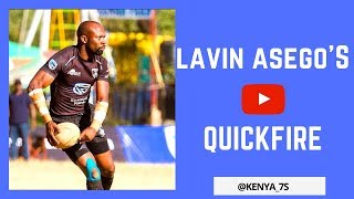 LAVIN ASEGO ★ QUICKFIRE ★ BY EVANS ISAYA ★  2018