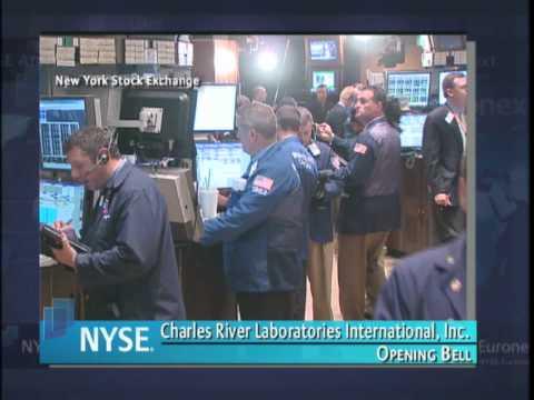 23 June 2010 Charles River Laboratories International, Inc. Visits the NYSE