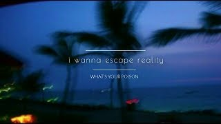 I just wanna close my eyes and disappear playlist
