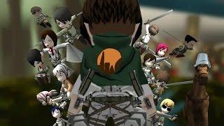 The Final Attack On Titan Tribute Game Server w/ Subcribers