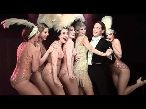 Original Broadway Cast: On The Set With Annie Leibovitz And NICE WORK IF YOU CAN GET IT Broadway