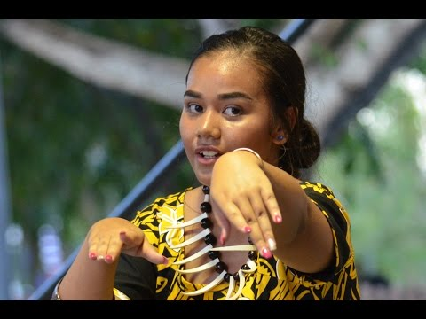 Samoan Islands Dances at the Pasifika Townsville 2016 - Part One