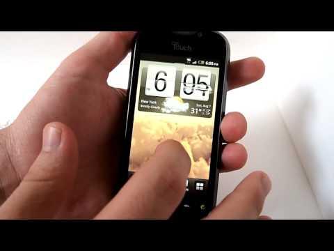 T-Mobile MyTouch 4G Slide UI demo