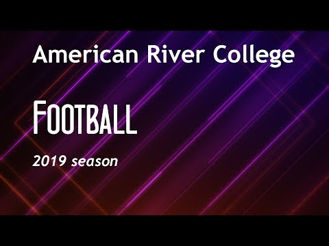ARC Football vs Butte College