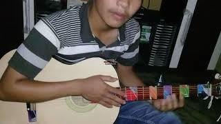 Chahun main yana(Aashiqui 2)| Nathan Finggerstyle| Guitar Cover | by AHMAD Jq|
