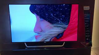 Philips 9 Series OLED First 4K Hands-On Footage IFA 2017
