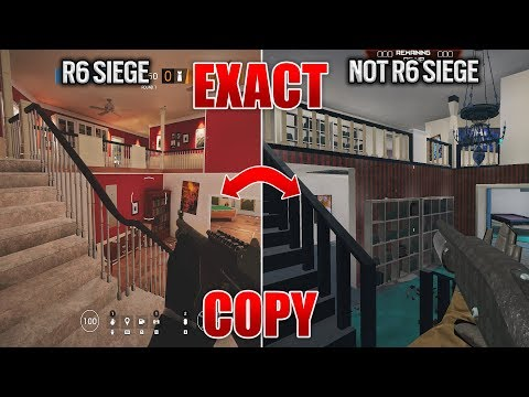 Blatant Ripoff Of Rainbow Six Siege (ANOTHER ONE)