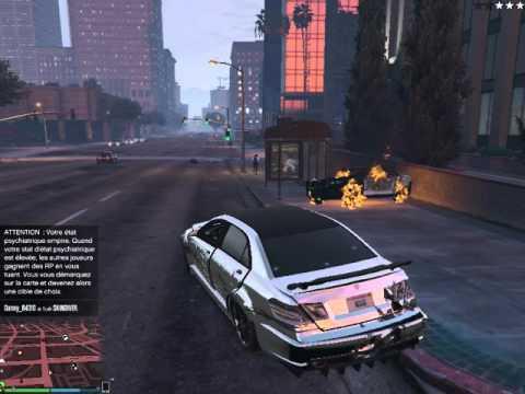 GTA5 mod report for Rockstar Games