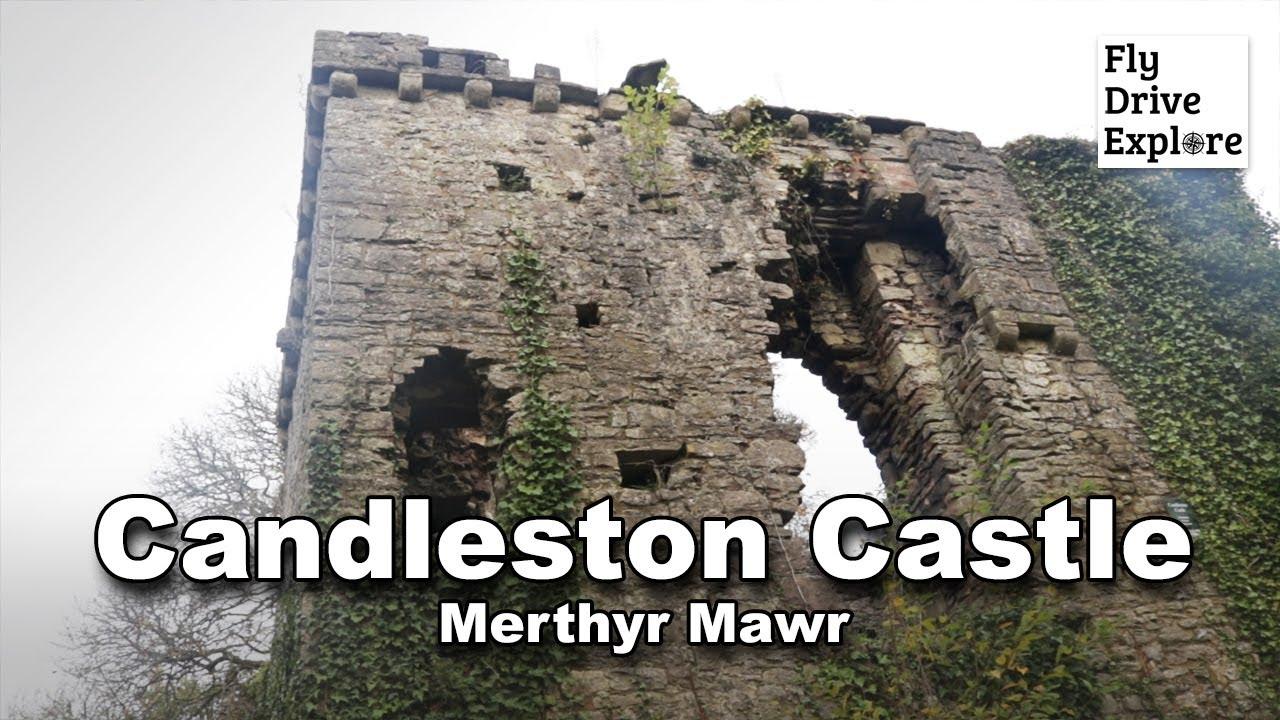 Spooky Candleston Castle - Merthyr Mawr, Wales