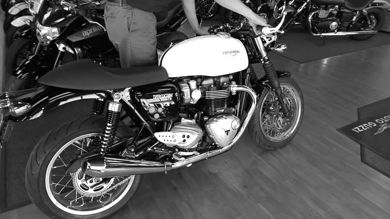 triumph thruxton 1200 autos post. Black Bedroom Furniture Sets. Home Design Ideas