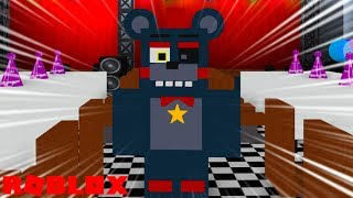 NEW FNAF 6 MAP And MORE !! | Roblox Animatronic World Update