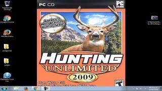 Descargar e Instalar Hunting Unlimited 2009 Full ISO