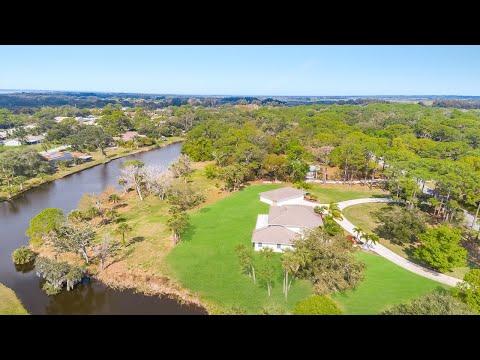 5535 Fraley Court | Video Tour | N. Merritt Island, FL | Home For Sale