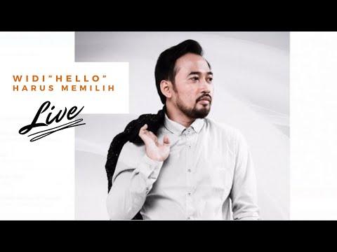 Harus Memilih - Widi Hello (live) Universitas Muhammadiyah Lamongan