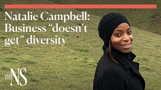 """Business, race and diversity: """"they don't get it"""" says Natalie Campbell of Belu Water   Interview"""
