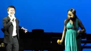 """I Knew You Were Waiting"" - Alex Tadevich and Demi Olantunbosun"
