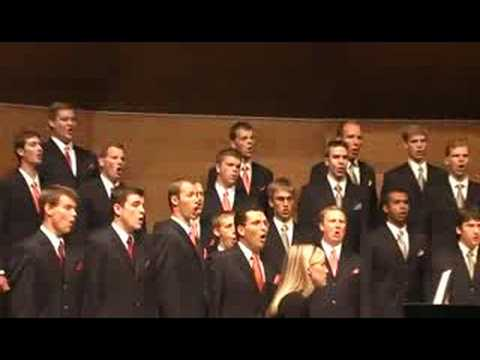 BYU-Idaho Men's Choir- the morning trumpet