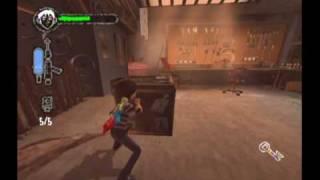 Monster House Movie Game Walkthrough Part 2:3 (GameCube)