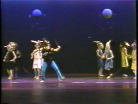erick hawkins modern dance technique