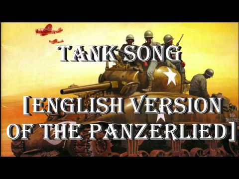Sing It In English - Tank Song / In Blizzard And Storm