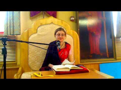 Шримад Бхагаватам 3.26.27 - Радха Крипа деви даси
