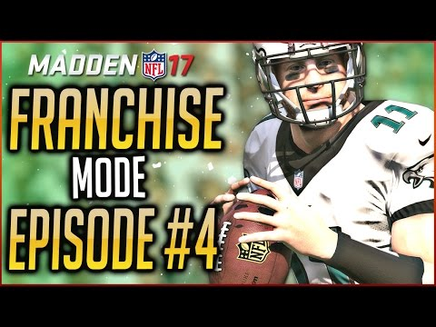 MADDEN 17 FRANCHISE MODE: SUPER BOWL DREAMS!