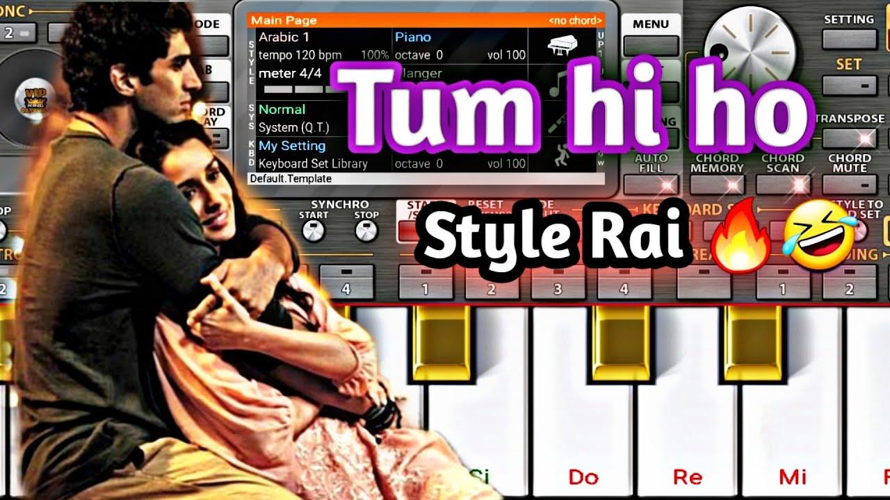 عزف أغنية هندية بطريقة الراي الجزائري Org 2021 Style Rai 😍🔥