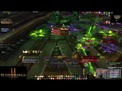 Mythic Fallen Avatar First Kill - Holy Paladin PoV