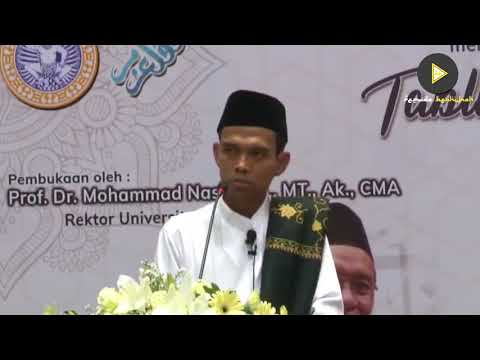 Tanya Jawab Kocak ,Kampus C UNAIR Surabaya Tabligh Akbar Bersama Ustadz Abdul Somad