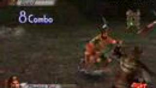 Dynasty Warriors 4 PC Gameplay