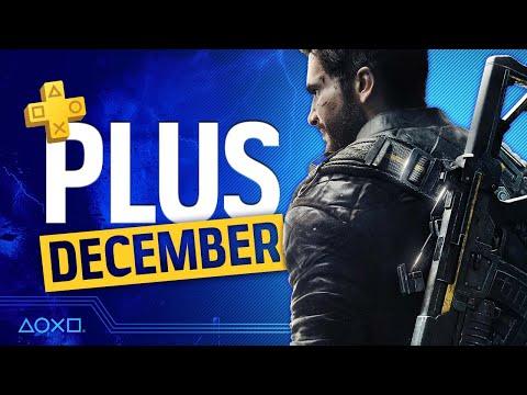 PlayStation Plus Monthly Games - PS4 and PS5 - December 2020
