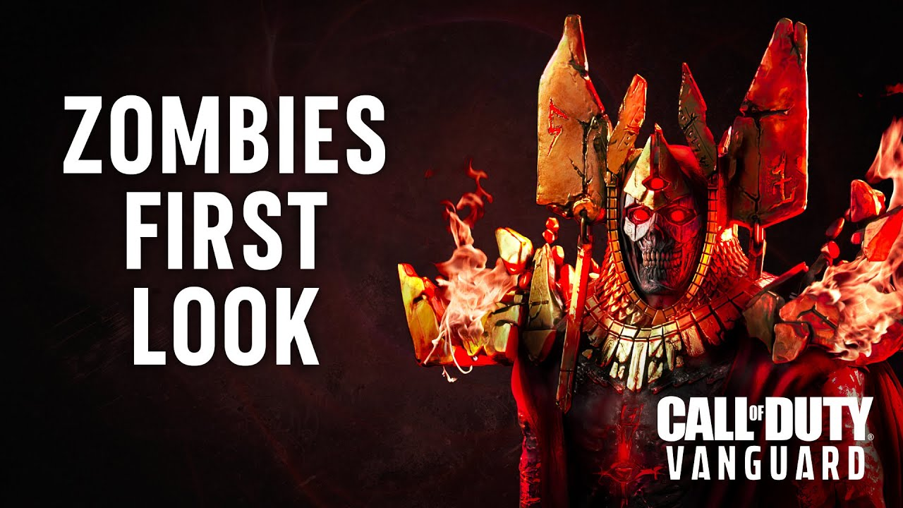 Download First Look at Zombies | Call of Duty: Vanguard