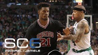 Celtics Miss Opportunity Passing On Jimmy Butler? | SC6 | June 23, 2017