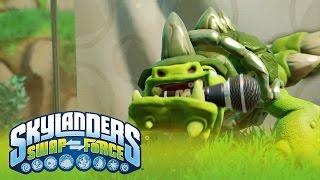 Skylanders Short Cuts: Slobber Tooth