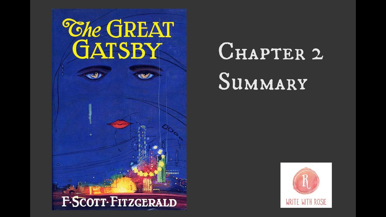 book report on the great gatsby Free summary and analysis of the events in f scott fitzgerald's the great gatsby that won't begins the book by giving us some advice of his father.
