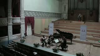 Karski Quartet , C.Debussy String Quartet op 10in G minor, 1 mvm Animé et très décidé