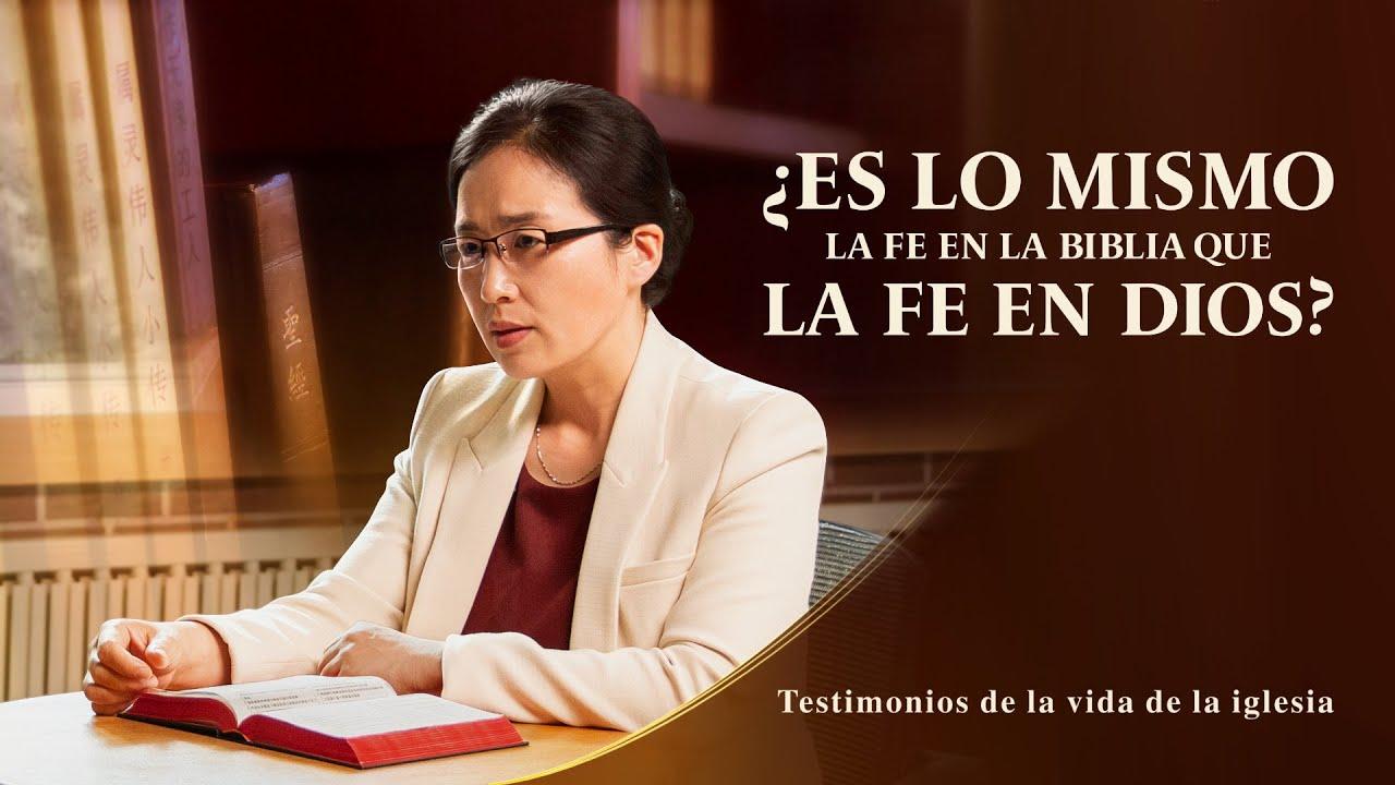 Testimonio cristiano 2020   ¿Es lo mismo la fe en la Biblia que la fe en Dios? (Español Latino)