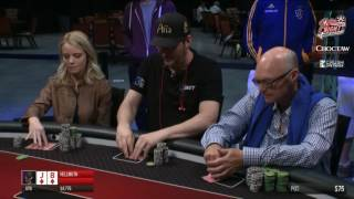 Poker Night in America | Live Stream | 04-24-16 | Part 1 of 3 | Choctaw Casino Resort - Durant, OK