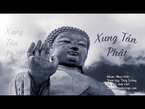 Xung tán Phật