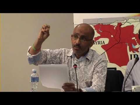 The Afro-Middle East Centre Live Stream