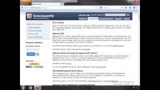 Знакомство с Selenium: пишем тесты для наших страниц